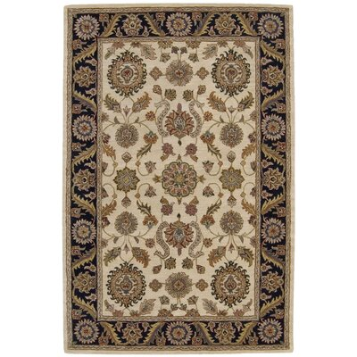 Cortese Beige Area Rug Rug Size: Rectangle 36 x 56