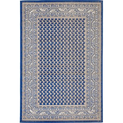 Michael Blue Area Rug