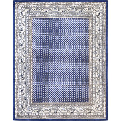 Michael Blue Area Rug Rug Size: 10 x 13