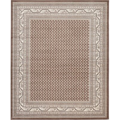 Michael Brown Area Rug Rug Size: 8 x 10