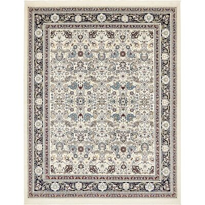 Courtright Area Rug Rug Size: 10 x 13