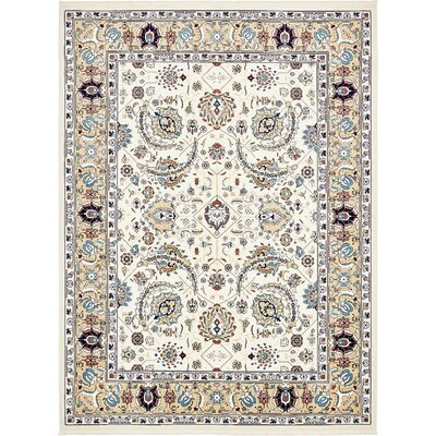 Courtright Cream/Tan Area Rug