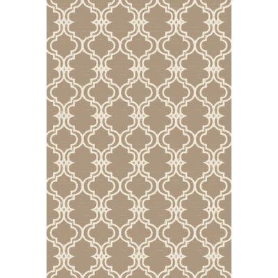 Coghlan Ivory/Beige Area Rug Rug Size: 2 x 3