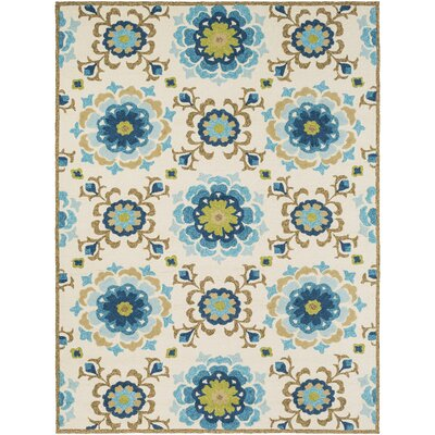 Natalia Pool Indoor/Outdoor Rug Rug Size: Rectangle 8 x 106