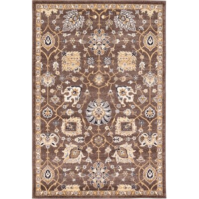 Peter Tradition Brown Area Rug