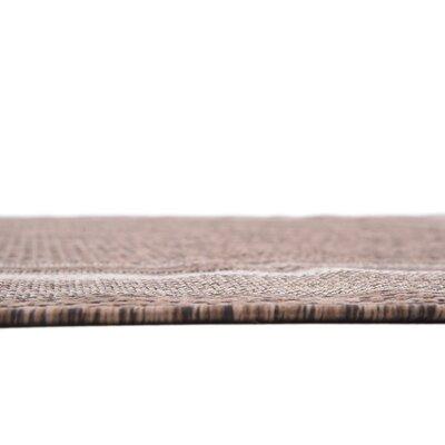 Erhardt Brown Outdoor Area Rug Rug Size: Rectangle 7 x 10
