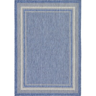Tennant Blue Outdoor Area Rug