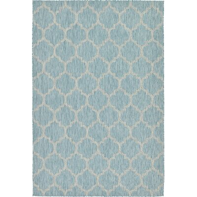 Stanton Aquamarine Outdoor Area Rug