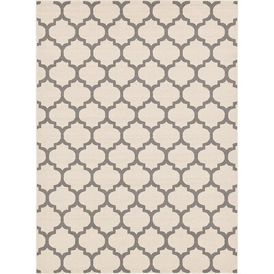 Moore Beige Area Rug Rug Size: Rectangle 8 x 11