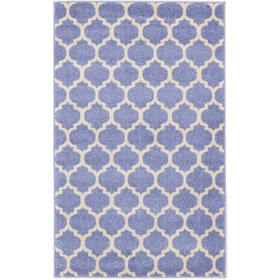 Moore Light Blue Area Rug