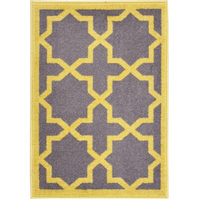 Moore Gray Area Rug