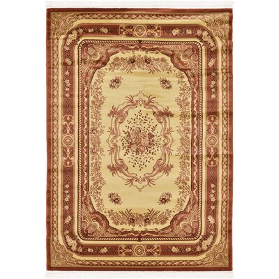 Oskar Cream Area Rug