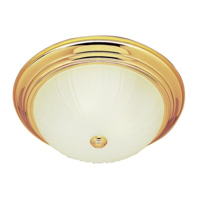 Leicester 3-Light Flush Mount