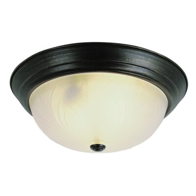 Lincolnville 3-Light Flush Mount