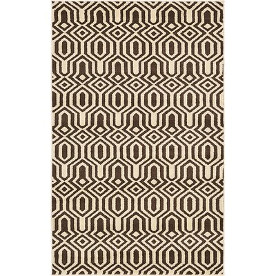 Millvale Brown Area Rug