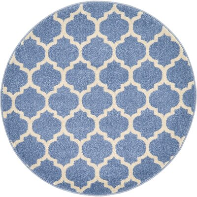 Millvale Blue Area Rug
