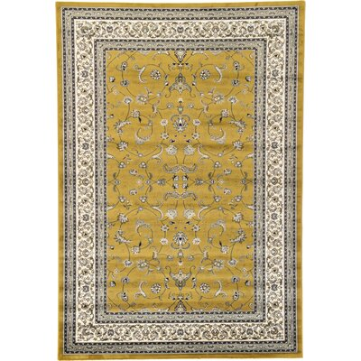 Malone Gold Area Rug