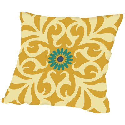 Owen Moroccon Throw Pillow Size: 16 H x 16 W x 2 D