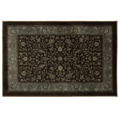 Millstone Brown/Gray Area Rug Rug Size: Rectangle 18 x 210