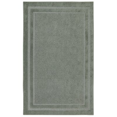 Reinhold Green Area Rug Rug Size: Rectangle 5 x 7