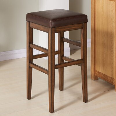 Plymouth 26 Bar Stool with Cushion