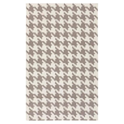 Atkins Ivory Area Rug Rug Size: Rectangle 5 x 8
