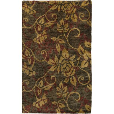 Sarber Mushroom Rug Rug Size: Rectangle 5 x 8