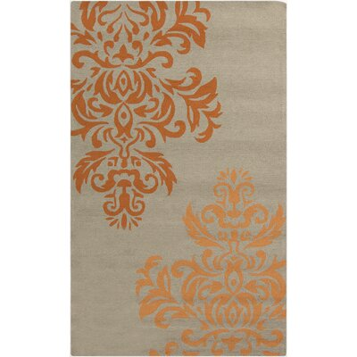 Schmitt Gray Rug Rug Size: Rectangle 2 x 3