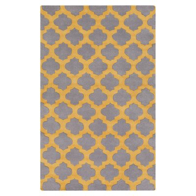 Windsor Gray Rug Rug Size: Rectangle 8 x 11