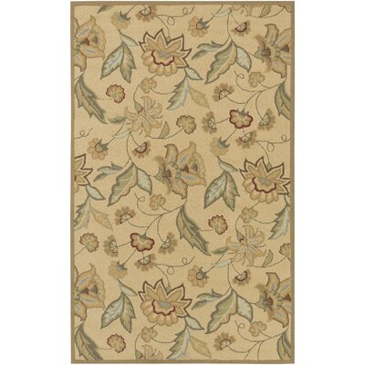 Eleanor Hand-Woven Area Rug Rug Size: Rectangle 5 x 8