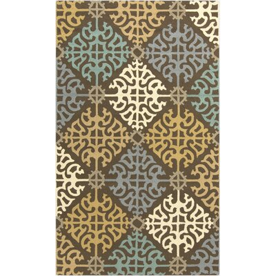 Schmitt Multi Indoor/Outdoor Rug Rug Size: 9 x 12