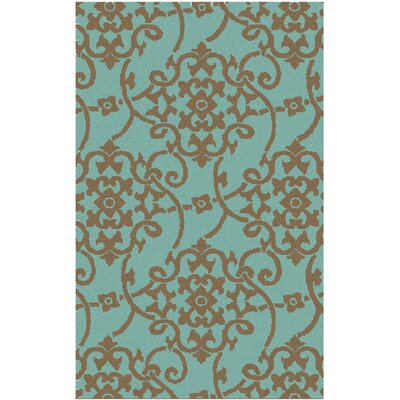 Schmitt Sea Foam Indoor/Outdoor Rug