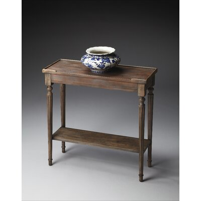 Tipton Console Table Finish: Distressed Dusty Trail