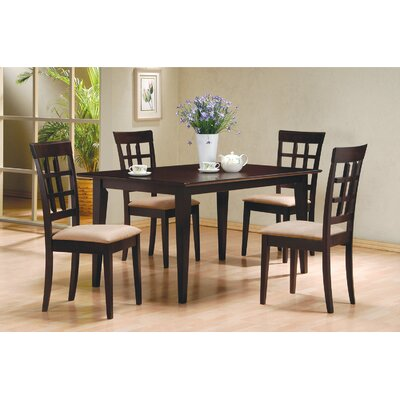 Greensburg 5 Piece Dining Set
