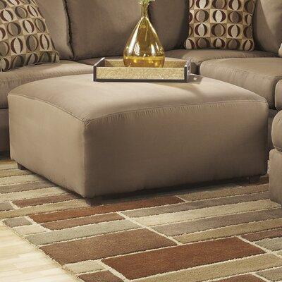 Mankato Ottoman Upholstery: Mocha