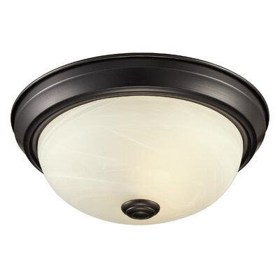 Southold 1-Light Flush Mount