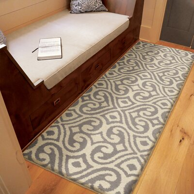 Rufus Taupe Area rug