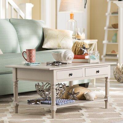 Hugh Coffee Table Color: Vintage Gray