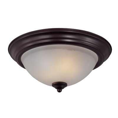 Fenwick 2-Light Flush Mount