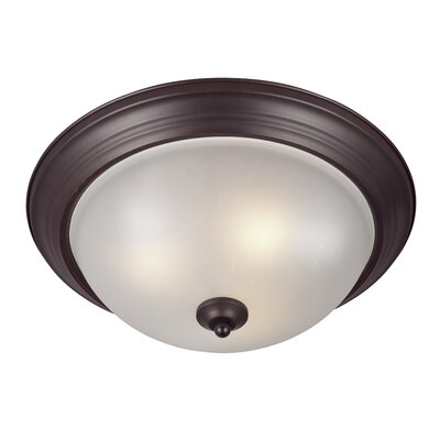 Fenwick 3-Light Flush Mount