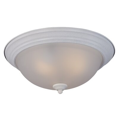 Fenwick 3 Light Flush Mount