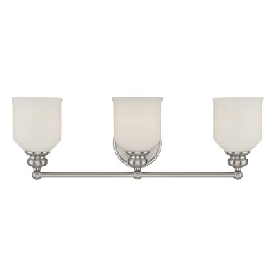 Genevieve 3-Light Vanity Light