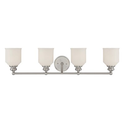 Genevieve 4-Light Vanity Light