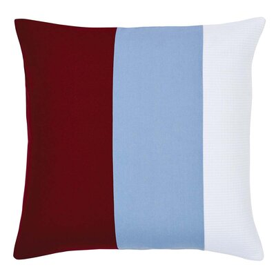 Piedmont 100% Cotton Throw Pillow