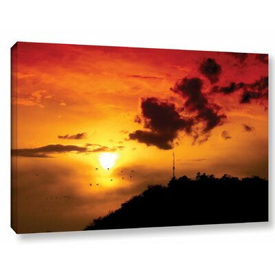 Sky Photographic Print on Wrapped Canvas