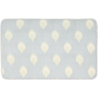 Hillesden Light Blue/Cream Area Rug
