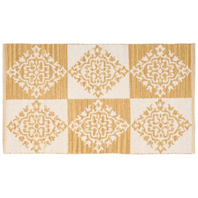 Westfield Gold/Cream Area Rug