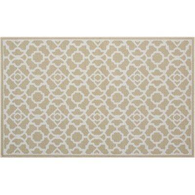 Muncie Hand-Woven Linen Area Rug Rug Size: 2'6