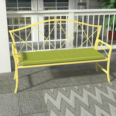 Tadley Scott Outdoor Bench Cushion