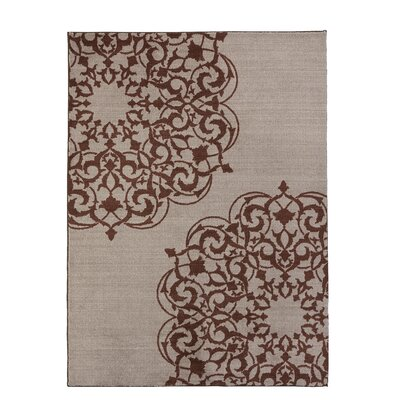 Westwood Neutral Area Rug Rug Size: 5 x 7